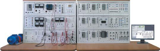Программно-аппаратный комплекс «Модель электрической системы с релейной защитой и автоматикой»