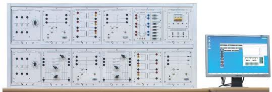Программно-аппаратный комплекс «Автоматизация электроэнергетических систем»