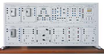 Лабораторный стенд «Основы релейной защиты и автоматики»