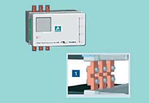 Внешний вид модуля типа А-PhaseMod, встраиваемого в систему компенсации реактивной мощности
