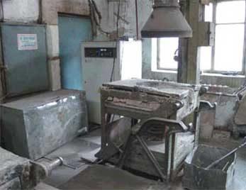 Состав индукционного комплекса для порционной плавки металлов