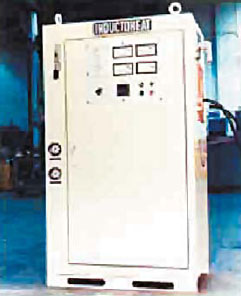 Многоцелевой источник питания для индукционного нагрева Unipower UP-12 с частотой 30 кГц и мощностью от 25 до 100 кВт