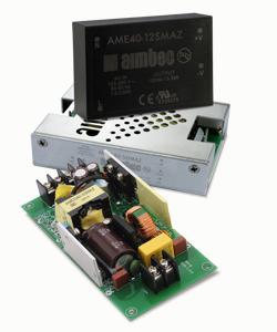 Новые AC-DC-конверторы от Aimtec
