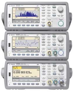 Agilent Technologies: радиочастотные и универсальные счетчики/частотомеры в стандарте LXI