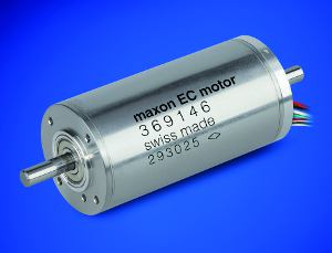 Бесколлекторный двигатель EC 40170 Вт и тормоз AB 32 от maxon motor