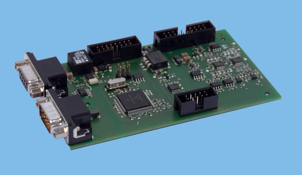 CANopen-контроллер для источников питания от Delta Elektronika