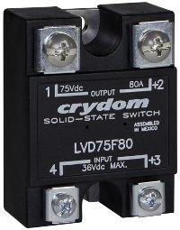Новая серия LVD твердотельных ключей от Crydom