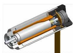 Бесколлекторный двигатель постоянного тока EC8