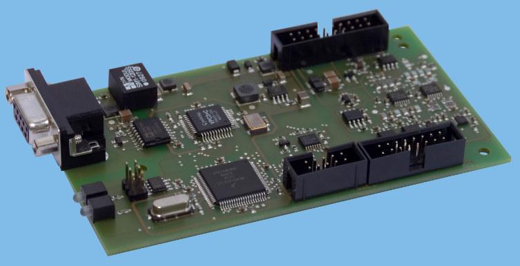 PROFIBUS-контроллер для источников питания Delta Elektronika