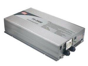 3-кВт инверторы с синусоидальным выходным напряжением от Mean Well