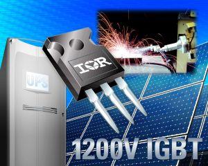 Сверхбыстрые 1200-В IGBT седьмого поколения от International Rectifier
