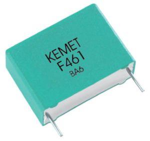 Новая серия радиальных пленочных конденсаторов Kemet
