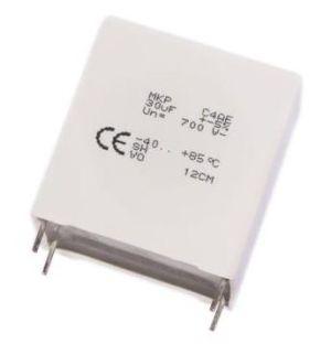 DC-link конденсаторы постоянного тока для промышленности и альтернативных источников энергии