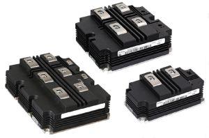Новое семейство IGBT и диодных модулей IHV KE3 с рабочим напряжением 6,5 кВ от Infineon