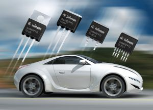 Новые MOSFET без использования свинца в стандартных корпусах TO для автомобильных применений