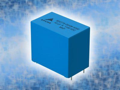 Пленочные конденсаторы EPCOS MKP B32774*–B32778*