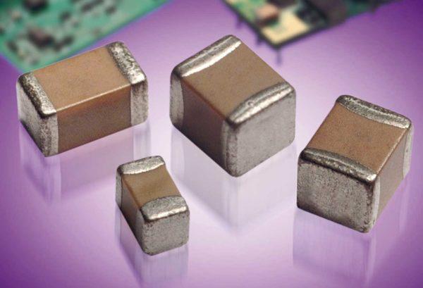 Критически значимые высоконадежные керамические конденсаторы AVX