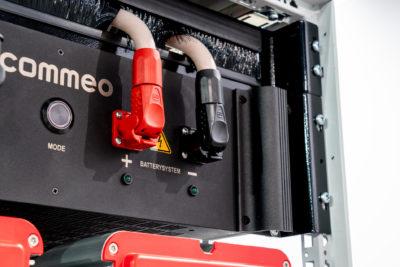 Безопасные соединения в модульных батарейных накопителях энергии