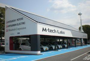 Mitsubishi Electric запускает демо-версию «умных сетей» для электромобилей