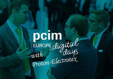 «Протон-Электротекс» примет участие в PCIM Digital 2021