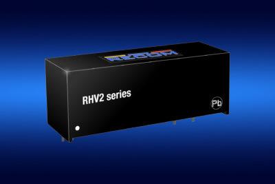 DC/DC-конвертеры RECOM мощностью 2 и 3 Вт с прочностью изоляции 20 кВ DC в корпусе SIP16