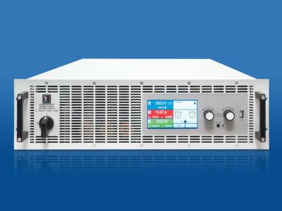 Двунаправленный источник питания серии EA-PSB 9000 3U