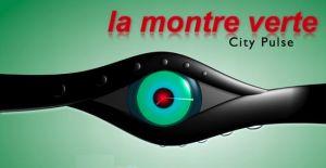 La Montre Verte: гибрид дозиметра и сенсора загрязненности воздуха