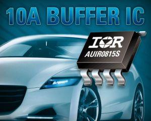 Компактная микросхема AUIR0815S драйвера затвора для силового привода в гибридных транспортных средствах и электромобилях