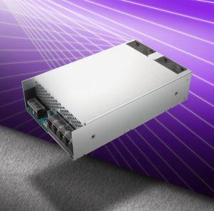 Источники питания AC/DC с выходной мощностью 1 кВт для медицинского и промышленного оборудования