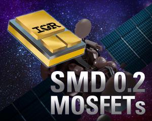 Системы станут легче и меньше с MOSFET в новом корпусе SMD0.2