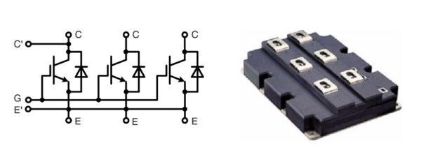 Структура и внешний вид модуля MIO 1800_17E10