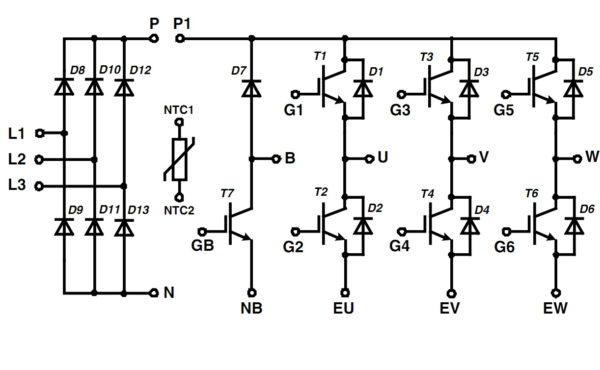 Структура модулей MITAххх, MITBххх