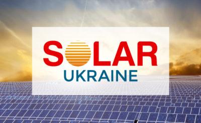 Международная выставка технологий, оборудования, материалов и решений для солнечной энергетики Solar UKRAINE 2020