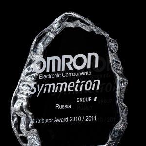 ГК «Симметрон» отмечена наградой за успехи в дистрибуции