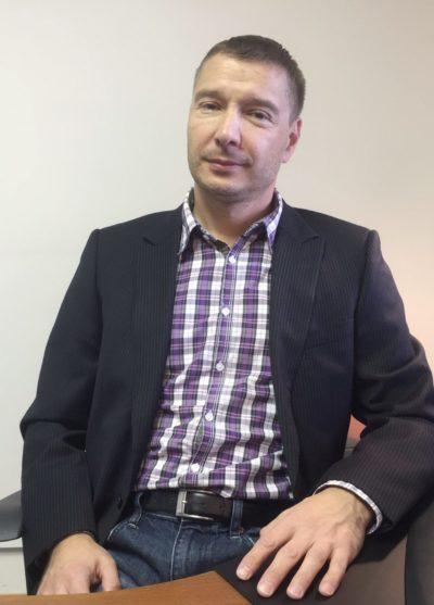 Илья Зверев, генеральный директор московского офиса Infineon Technologies